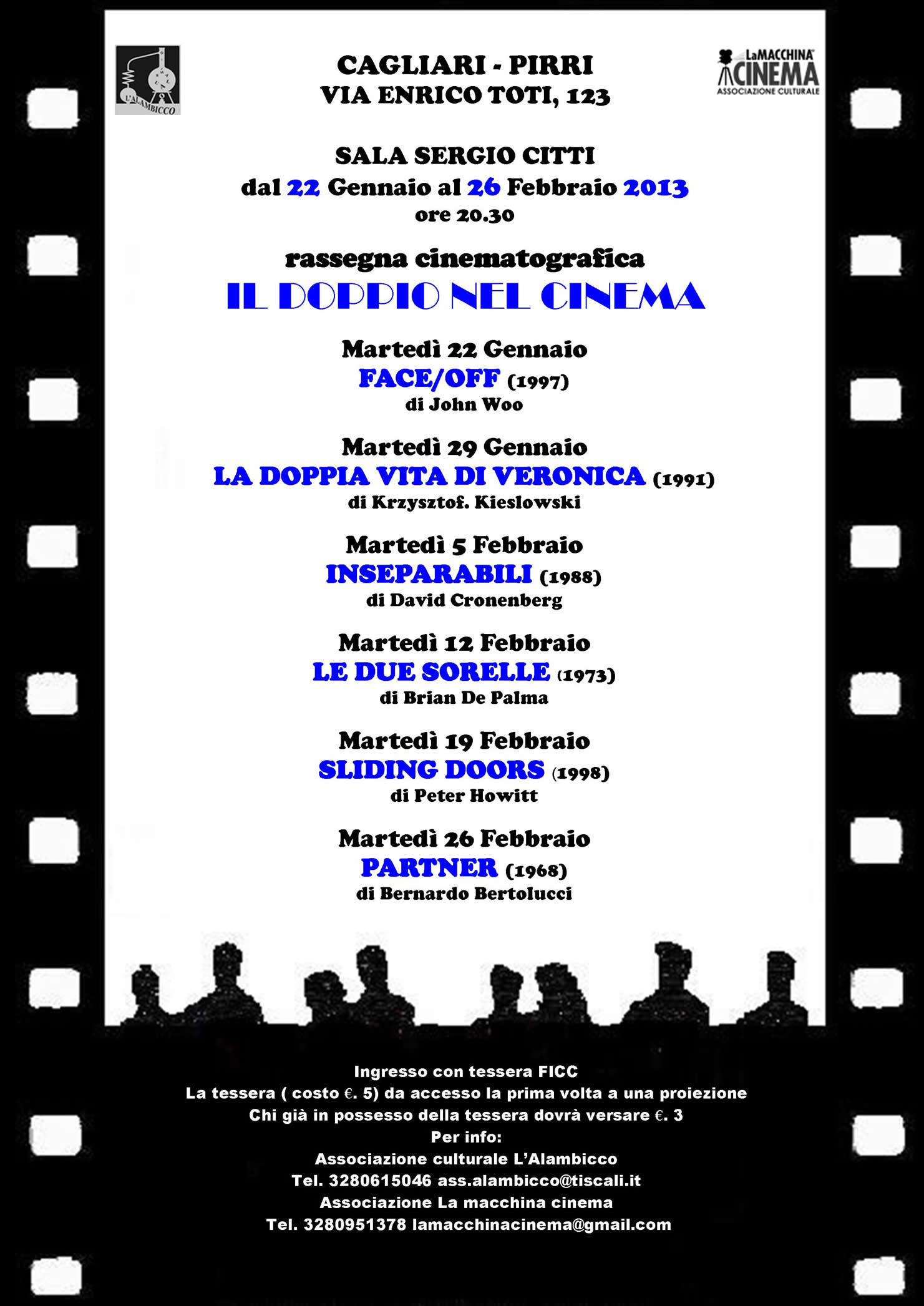 Il Doppio Nel Cinema