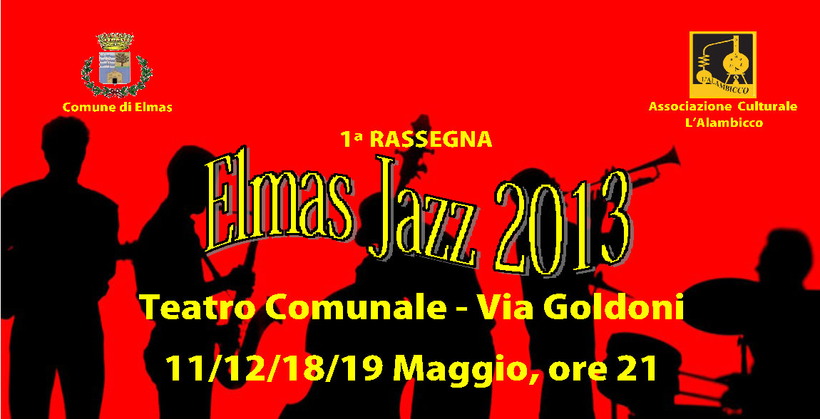 Elmas Jazz 2013 - Prima Rassegna