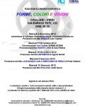Rassegna Cinematografica - Forme, Colori e Visioni